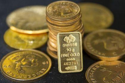 """Altın """"Fed"""" beklentileriyle kayıplarını korudu"""