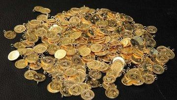 Darphane'nin altın üretimi 10 ayda 40 tona yaklaştı