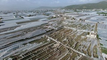 Antalya'daki hortum zararı Bakanlar Kurulu'nda görüşülecek