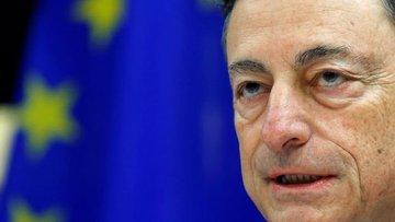 AMB/Draghi: Para politikasında hala sabırlı ve ısrarlı ol...