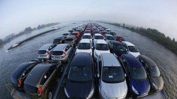 Avrupa otomotiv pazarı yüzde 3,8 büyüdü