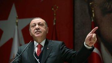 Erdoğan'dan TCMB'ye: Müdahale etmediğimiz için bu hale ge...
