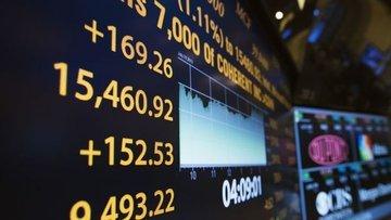 ABD borsaları düşüşte