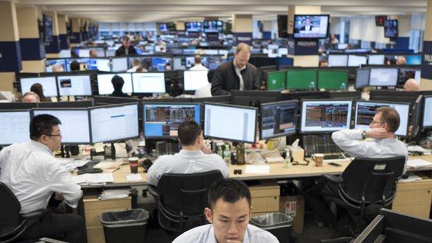 Küresel Piyasalar: ABD hisseleri dolar ile geriledi