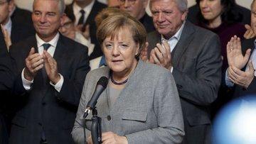 Merkel'in yeni hükümet kurma girişimi başarısız oldu