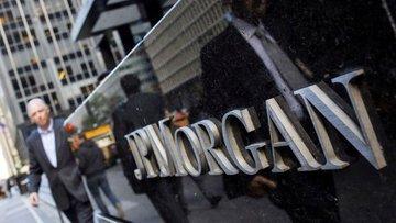 """JPMorgan Türk hisselerinde """"ağırlığı azalt"""" tavsiyesi verdi"""