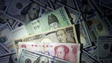 Gelişen paralar dolar yükselirken dar bir aralıkta işlem ...