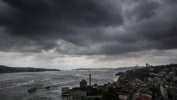 İstanbul'da hava 7-8 derece birden soğuyacak
