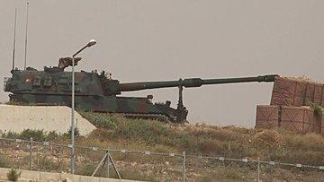 Terör örgütü PKK/PYD, İdlib'deki TSK gözlem noktasına sal...
