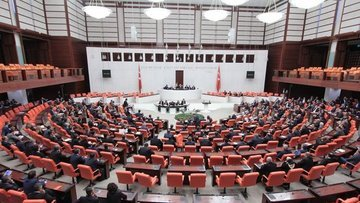 İYİ Parti Meclis'e girdi