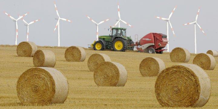 """""""Sürdürülebilir gelecek akıllı tarım makineleriyle gelecek"""""""