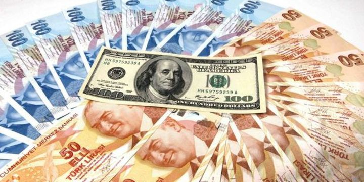 Dolar/TL 3.92