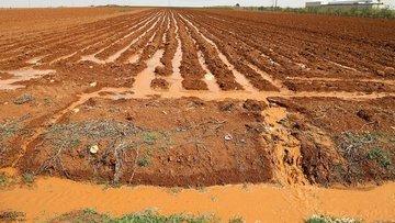 """""""Bilinçsiz sulama tarım arazilerini yok ediyor"""""""