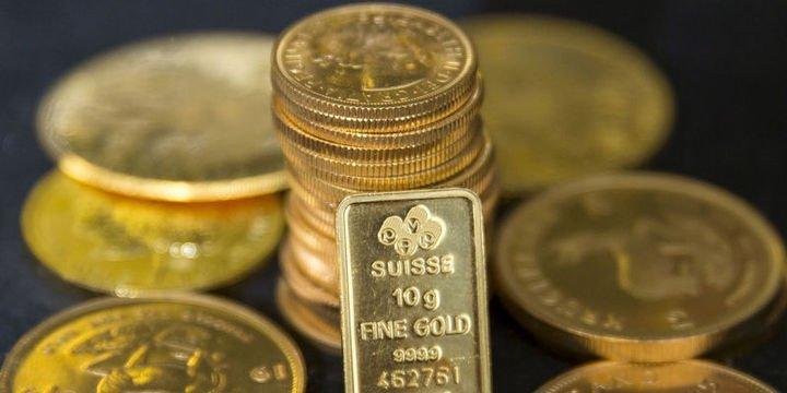Altın dolar ve hisselerdeki yükselişin baskısı altında