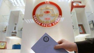 AK Parti YSK teklifini sundu