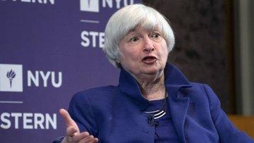 Yellen: Enflasyonun düşmesine izin vermek tehlikeli