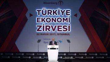Bloomberg HT Türkiye Ekonomi Zirvesi başladı