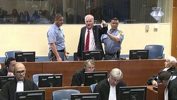 Bosna Kasabı Mladiç'e müebbet hapis