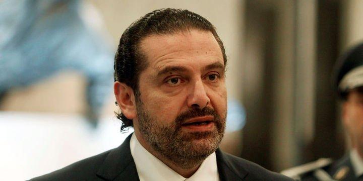Hariri istifasını ertelediğini duyurdu