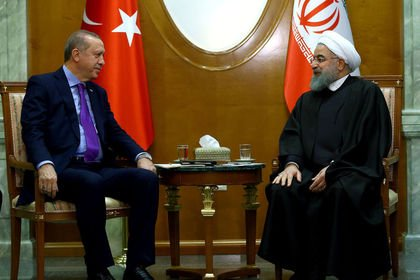 Liderler Suriye'de çözüm için Soçi'de buluştu