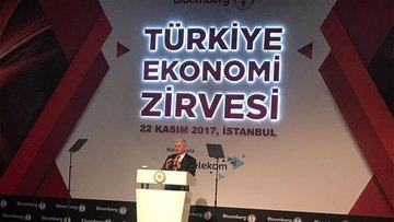 Başbakan Türkiye Ekonomi Zirvesi'nde konuşuyor