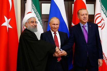 Erdoğan: Terörist unsurların süreçten dışlanmas...