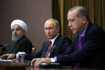 Liderlerden Suriye'de çözüm için taraflara çağrı