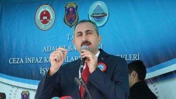 Adalet Bakanı Gül: Gülen'in teslim edilmesi için ısrarımı...