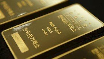 Altın dolardaki gerileme ile birlikte sakin