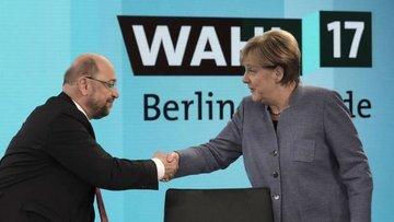 Almanya'da Sosyal Demokratlar Merkel ile görüşecek