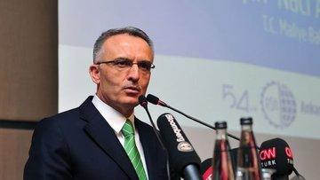 Ağbal: KDV tasarısı yıl bitmeden Meclis'te olacak