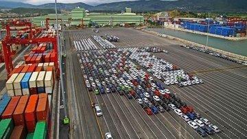 Avrupa'da otomotiv satışı 10 ayda 15,2 milyonu aştı