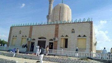 Mısır'da camiye saldırı: En az 85 kişi hayatını kaybetti