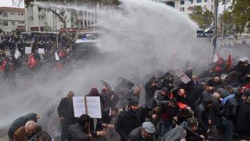 Adıyaman'da tütün protestosuna müdahale: 101 gözaltı