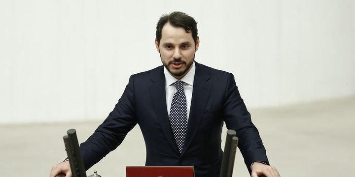 Enerji Bakanı Berat Albayrak: Size dayak yedirmeyeceğiz