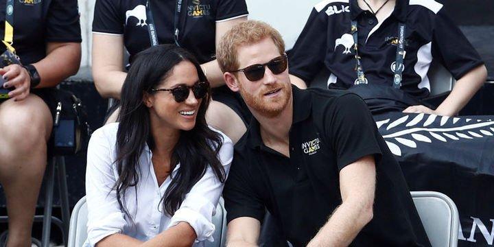 Prens Harry nişanlandı