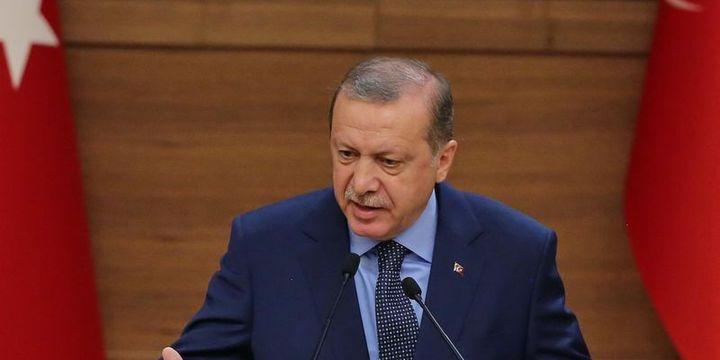 Erdoğan: Döviz kurlarındaki suni şişkinlik ortadan kalkacak