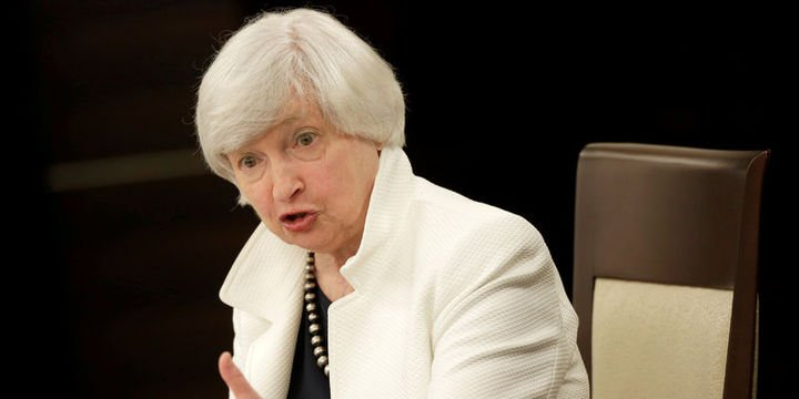 Yellen: Ekonomik büyüme geniş tabanlı hale geliyor