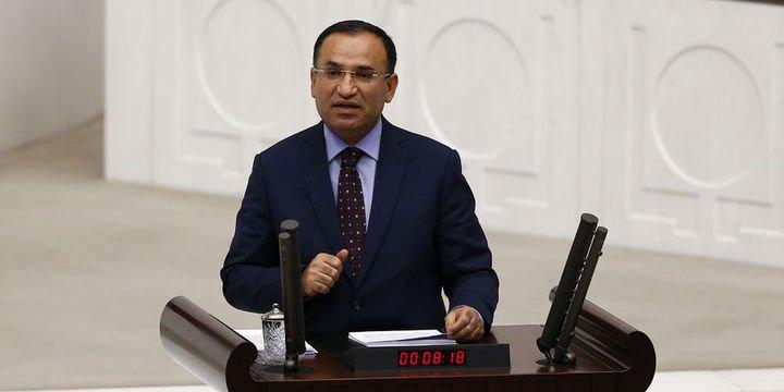 Bozdağ: Kılıçdaroğlu, Türkiye