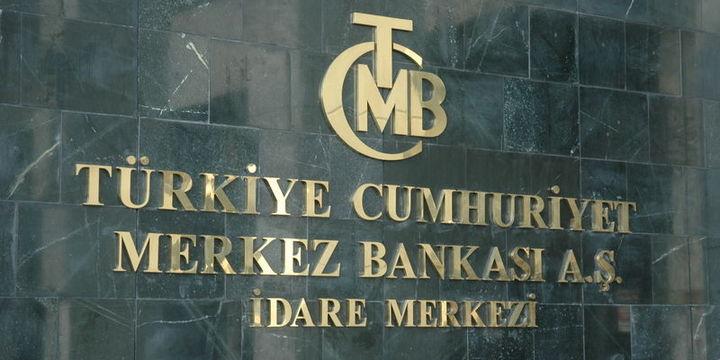 TCMB net uluslararası rezervleri geçen hafta 35.5 milyar dolar oldu