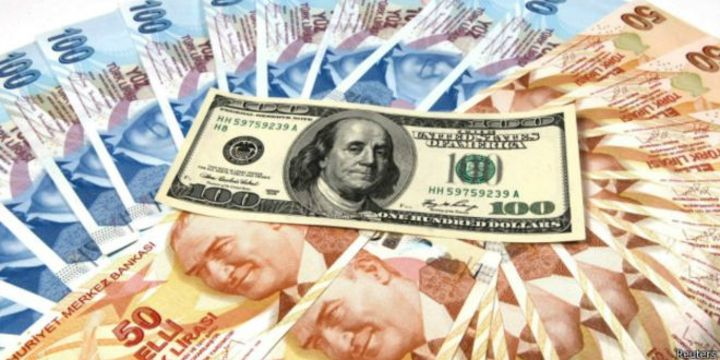 Dolar/TL 3.85
