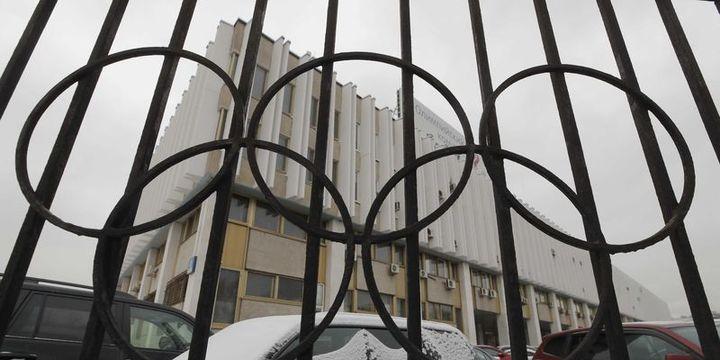 Rusya 2018 Kış Olimpiyatları