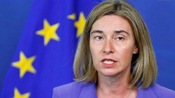 Mogherini: AB Trump'un Kudüs açıklamasından ciddi endişe ...