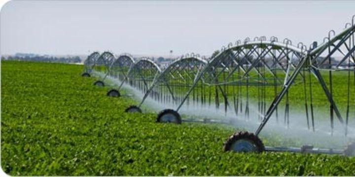 Tarımsal sulama yatırımlarına yüzde 50 destek