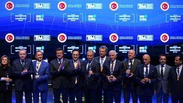 TİM İnovasyon ve İnovalig Ödülleri sahiplerini buldu
