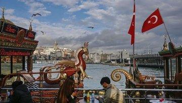 Türkiye 3. çeyrekte çift haneli büyüdü