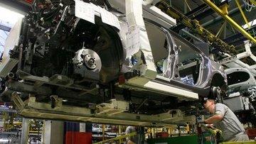 Otomotivde kapasite kullanımı yüzde 85'e dayandı