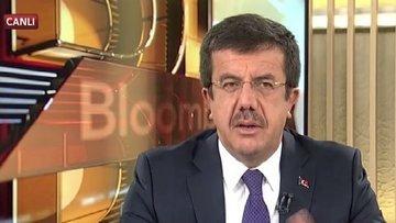 Bakan Zeybekci: Yatırımlar 'gümbür gümbür' gelecek