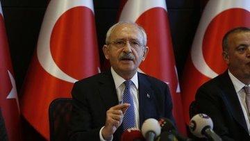 Kılıçdaroğlu'ndan Soylu'ya suç duyurusu