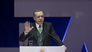 Erdoğan: %7 civarında büyüme hedefliyoruz